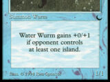 Wurm d'Acqua (Water Wurm)