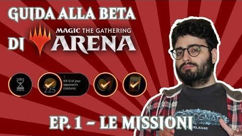 Magic Arena - le missioni