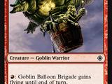 Brigata Aerostatica dei Goblin (Goblin Balloon Brigade)