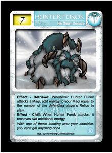Hunter Furok VS
