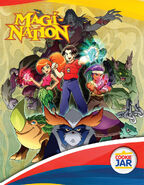 Cookie Jar Magi-Nation Poster