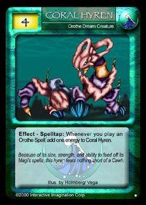Coral Hyren UL