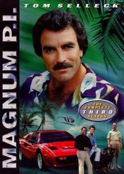 Magnum PI (1980, Season 3) DVD.jpg
