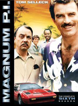 Magnum PI (1980, Season 6) DVD.jpg