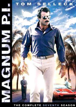 Magnum PI (1980, Season 7) DVD.jpg