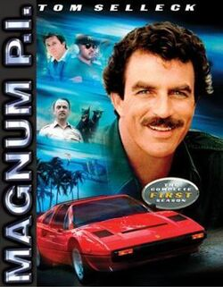 Magnum PI (1980, Season 1) DVD.jpg