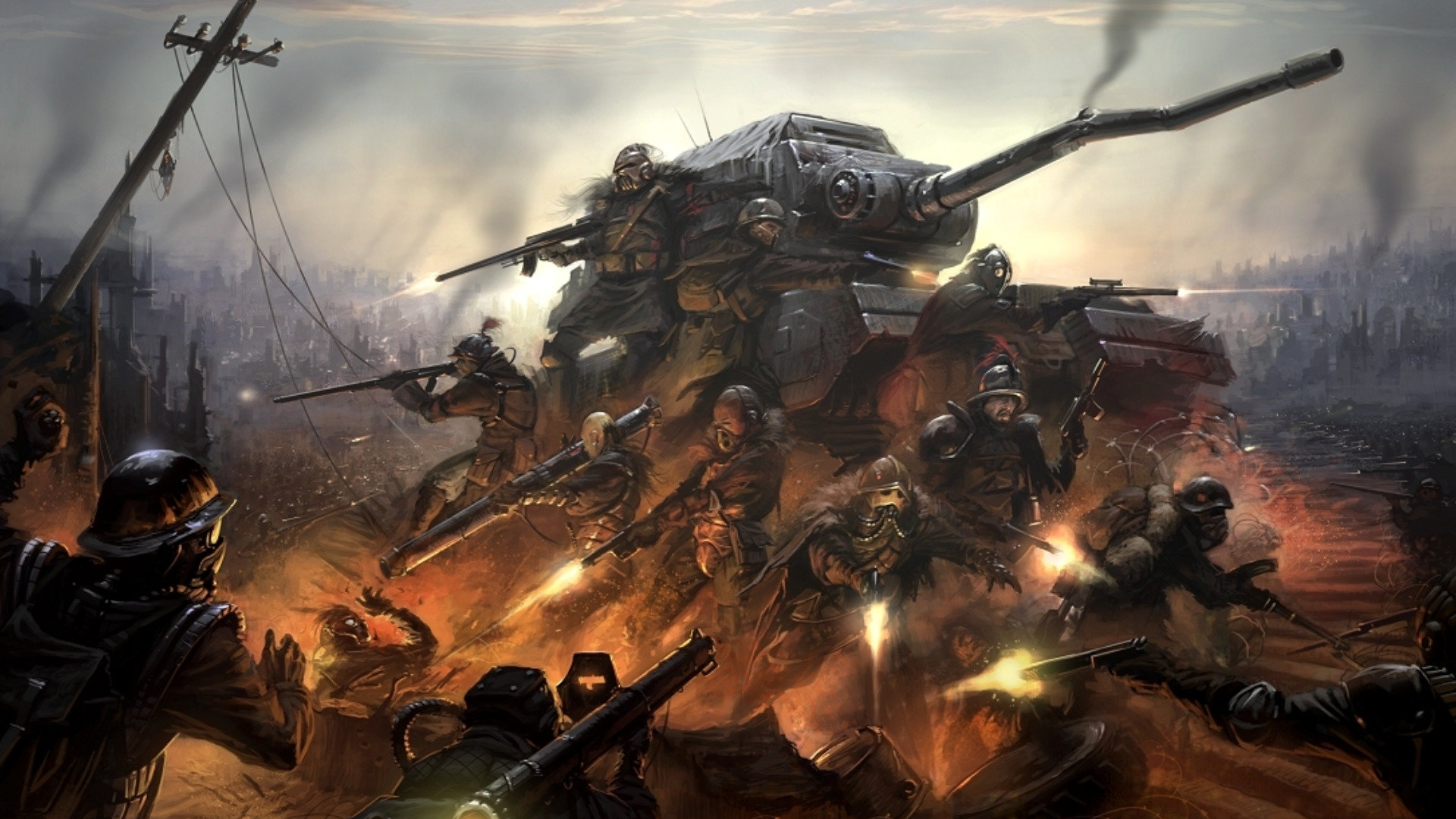 Battle of New Stalingrad