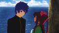 Tatsurou confesses to Yukikaze