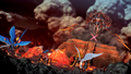 Quasar confronts the kaiju