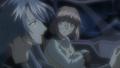 Rei and Fuuko in a car