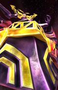 Aldrych's Kaiju Form