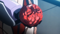 Kousuke as a ball of flesh