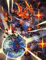 Quasarmageddon artwork