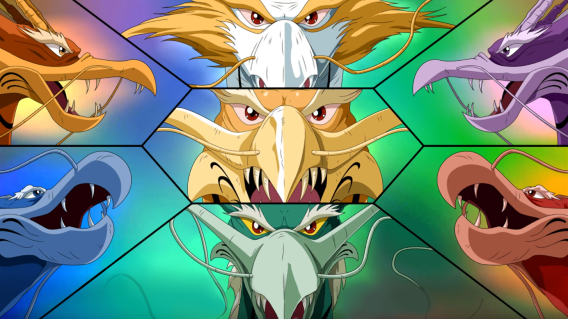 Seven Shinbe Dragon Gods