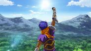 Tatsurou at a mountain