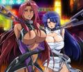 Ingrid and Murasaki