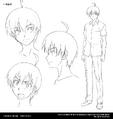 Ichiro Concept Art