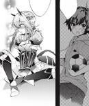La Pucelle Manga 9