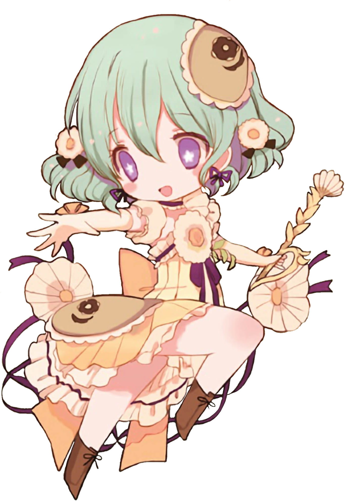 Magical Daisy/Image Gallery