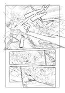 La Pucelle vs Ripple Pochi Edoya Comic