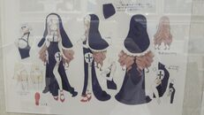 Sister Nana Reference Sheet 2
