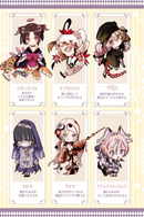 BD Part 2 Character List 2
