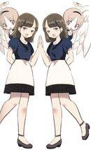 Pinky Angels Human-LN