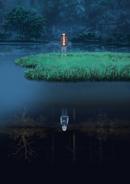 Nishi no Shounen to Seiran no Kishi Key Visual 2