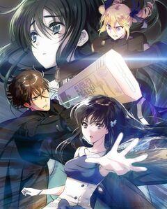 Mahouka Movie 6th Visual