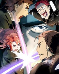 Mahouka Movie 7th Visual