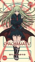 Chachamarucard
