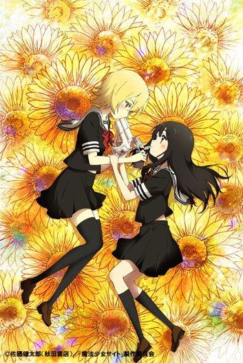 Mahou Shoujo Site (Anime)