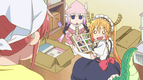 Ep3 Kanna and Tohru distracted