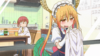 Ep1 Tohru messing with the laundry