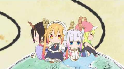 Kobayashi-san Chi no Maid Dragon ED
