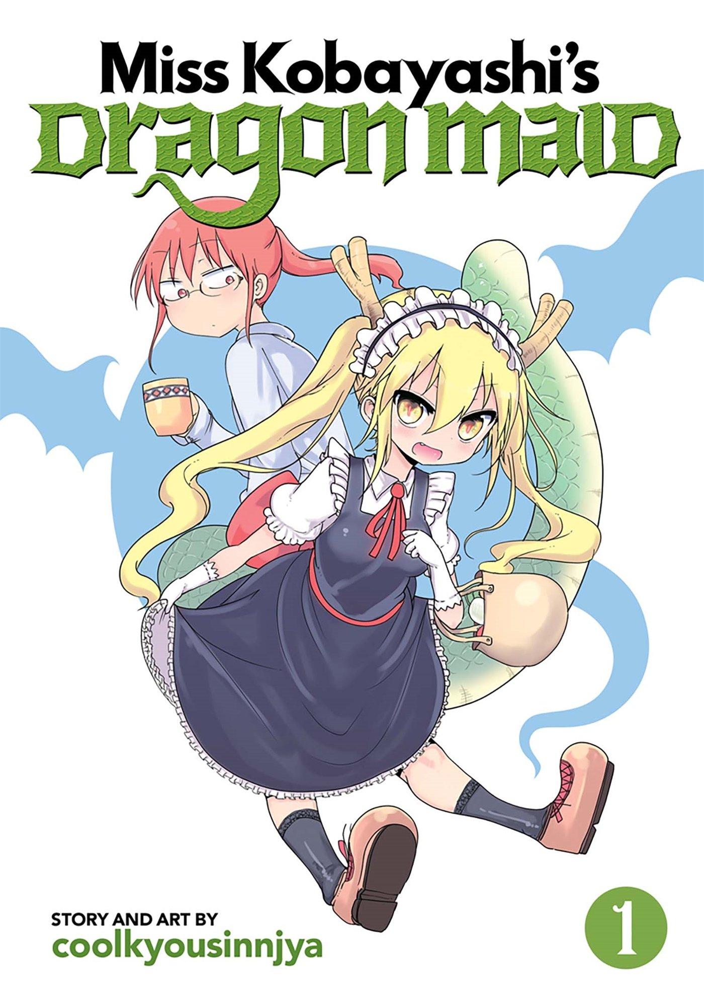Kobayashi-san Chi no Maid Dragon (Manga)