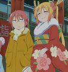 S1E11 Tohru New Year