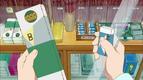 S1E4 Kobayashi holding stationery