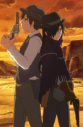 Special 4 Fafnir Makoto Western