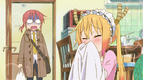 Ep1 Tohru smelling the laundry