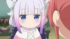 S1E4 Kobayashi asks Kanna about school