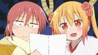 S1E11 Reading Tohru's Fortune