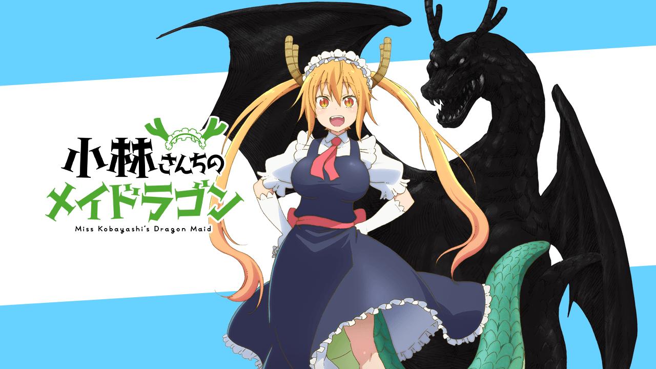 Kobayashi-san Chi no Maid Dragon Wiki