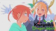 Miss Kobayashi's Dragon Maid - Opening