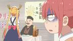 Ep2 Kobayashi jealous of Tohru