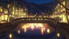 OVA Walking on Bridge