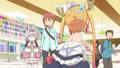 S1E4 Tohru embarassing herself