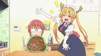 Ep1 Tohru presents her cooking