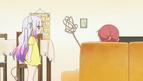 S1E9 Kanna Talking to Kobayashi
