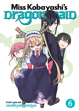 Dragon Maid Volume 6
